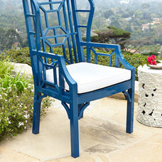 Traditional Outdoor Lounge Chairs by Horchow