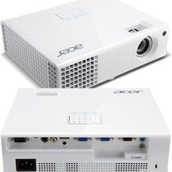 Acer America Corp. - 1080p Home Theater Projector - Model: H6510BD