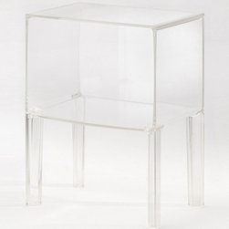 Kartell - Small Ghost Buster Commode Table - Small Ghost Buster Commode Table