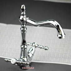 traditional kitchen faucets by bathandbedgoods