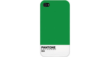 home electronics Case Scenario iPhone 4/4S Case, Pantone Color 354