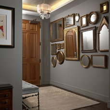 Contemporary Entry by LiLu Interiors