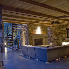 Contemporary  by Kelly & Stone Architects