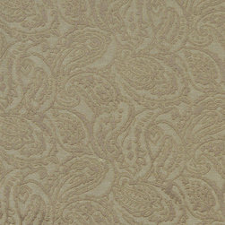 Green Traditional Paisley Woven Matelasse Upholstery Grade Fabric By The Yard - This material is great for indoor upholstery applications. This Matelasse is rated heavy duty, and is upholstery weight. It is woven for enhanced appearance.