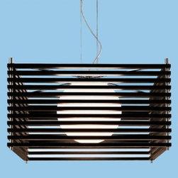 Asian Inspiration - SP Koshi M Pendant Light