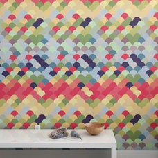 Modern Wall Decals by Blik