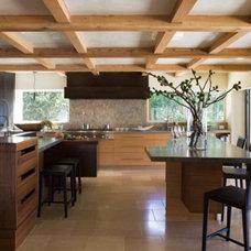 Orinda Japanese Country Kitchen - eclectic - kitchen - san francisco
