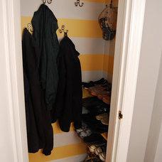 Away We Go: Coat Closet Makeover