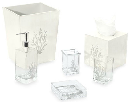 Tropical Bath And Spa Accessories by Bed Bath & Beyond