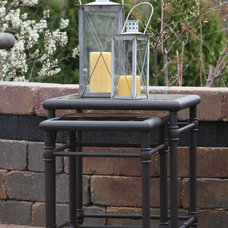 Modern Outdoor Lighting by Willard & May