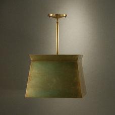 Contemporary Pendant Lighting by Copper Lantern Lighting