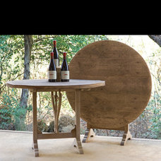 Traditional Bar Tables by Candelabra