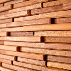 Trail Mix Wood Tiles