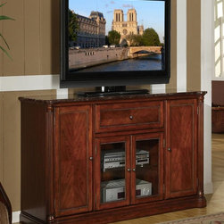 Marble Top Island Media Storage: Find TV Stands and Media Console Ideas Online