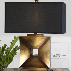 "Uttermost 27404-1 Togano Lamps - Get 10% discount on your first order. Coupon code: ""houzz"". Order today."