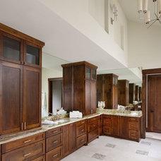 Contemporary Bathroom by Astleford Interiors, Inc.