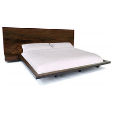 Contemporary Beds by Homewoods Creation