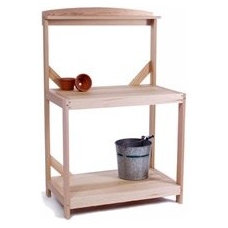 Traditional Potting Benches by AllGardenBenches.com