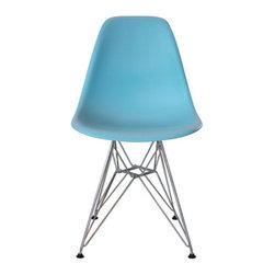 Eiffel Chair - Chrome Base - Eiffel Chair - Chrome Base