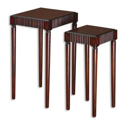 "24120 Tables Accent furniture by uttermost - Get 10% discount on your first order. Coupon code: ""houzz"". Order today."