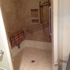 Modern  by Smooth Surface Tile & Stone