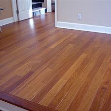 Traditional Wood Flooring by Stewart Floor LLC