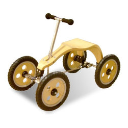 A+ Childsupply - A+ Childsupply Push n Pull 4 Wheeler Riding Push Toy Multicolor - F8834 - Shop for Tricycles and Riding Toys from Hayneedle.com! About A+ Childsupply Inc.For over 10 years A+ Childsupply has been supplying high quality products for use in schools daycares and homes. Their design team has developed an extensive series of preschool furniture with safety durability and beauty as top priorities. Every product built in their factory undergoes an extensive battery of tests and is compliant with all laws and regulations as set forth by the CPSC (Consumer Products Safety Commission) and is also compliant with European standards of EN-71. Each product is designed with protective corners and edges moisture- and stain-resistant finishes durable construction methods environmentally friendly wood renewable resources innovation and superior quality and value.
