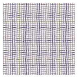 Lavendar Small Houndstooth Woven Fabric - Lavendar purple & lime green classic houndstooth so cute it will give you a sweet tooth.Recover your chair. Upholster a wall. Create a framed piece of art. Sew your own home accent. Whatever your decorating project, Loom's gorgeous, designer fabrics by the yard are up to the challenge!