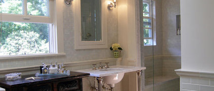 Our Favorite Designer Bathrooms : Rooms : HGTV