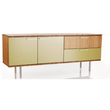 modern buffets and sideboards by Wonk