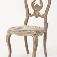 Rustic Living Room Chairs by Anthropologie