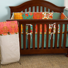 contemporary baby bedding by Overstock.com
