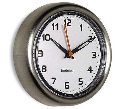 traditional clocks by The Container Store