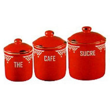 Traditional Food Containers And Storage by American Country Home Store