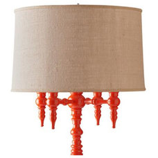 Eclectic Table Lamps by Hudson