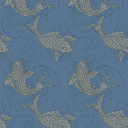 Derwent Wallpaper by Osborne and Little
