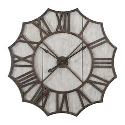 Elliston Wall Clock