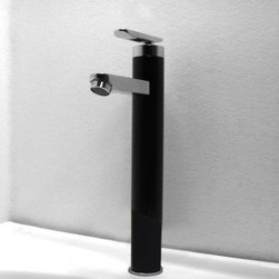 JollyHome - JollyHome Modern Bathroom Lavatory Peerless Faucet Black - Complete parts and all install fittings are included.Water pressure tested for industry standard.Easy to keep clean and maintain.Ceramic valve core