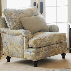 Traditional Accent Chairs by FRONTGATE