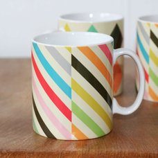 Eclectic Mugs by Our WorkShop