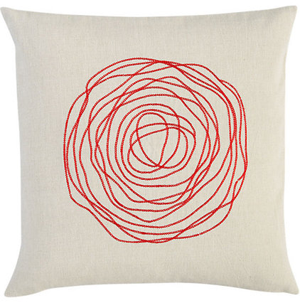 eclectic pillows by CB2