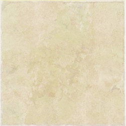 "WINTON TILE - WINTON FLOOR TILE, SELF ADHESIVE VINYL 12"" X 12"" - No Wax 