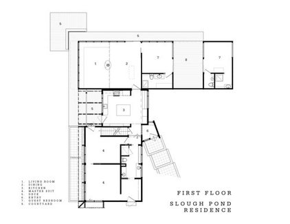 Mid Century Modern Home Floor Plans Mid Century Modern Homes