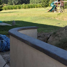 Retainer Walls by RediPour Wall Systems