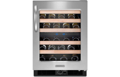 Wine And Beer Refrigeration by Oakville Kitchen and Bath Centre