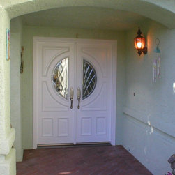 Entry Doors - Contemporary / Modern -