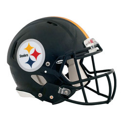 Brewster Home Fashions - NFL Pittsburgh Steelers Teammate Helmet 3pc Sticker Set - FEATURES: