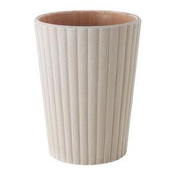 Marcus Arvonen - SKÖRD Plant pot - Plant pot, beige