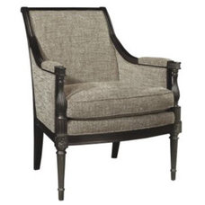 Traditional Accent Chairs by The Hickory Chair Furniture Co.