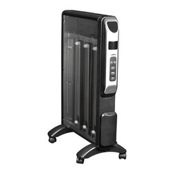 Newair Appliances - Newair AH-470 Micathermic Space Heater - This powerful space heater combines the best of reflective and convection heating technologies all in one unit. The flat panel design and remote control make it not only space friendly but also extremely simple and easy to use.